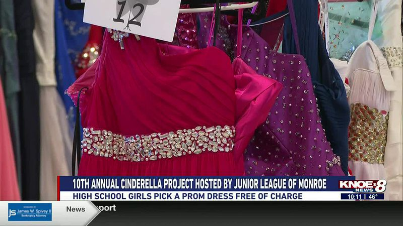 Local organization hosts 10th annual Cinderella Project