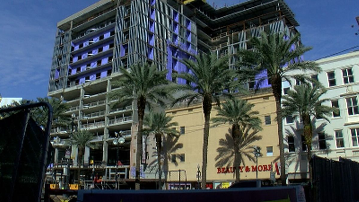 Plans to stabilize and demolish the site of the Hard Rock Hotel collapse have been pushed back even further in the year. This decision comes after the owner of the building submitted finalized plans last month. (WVUE)