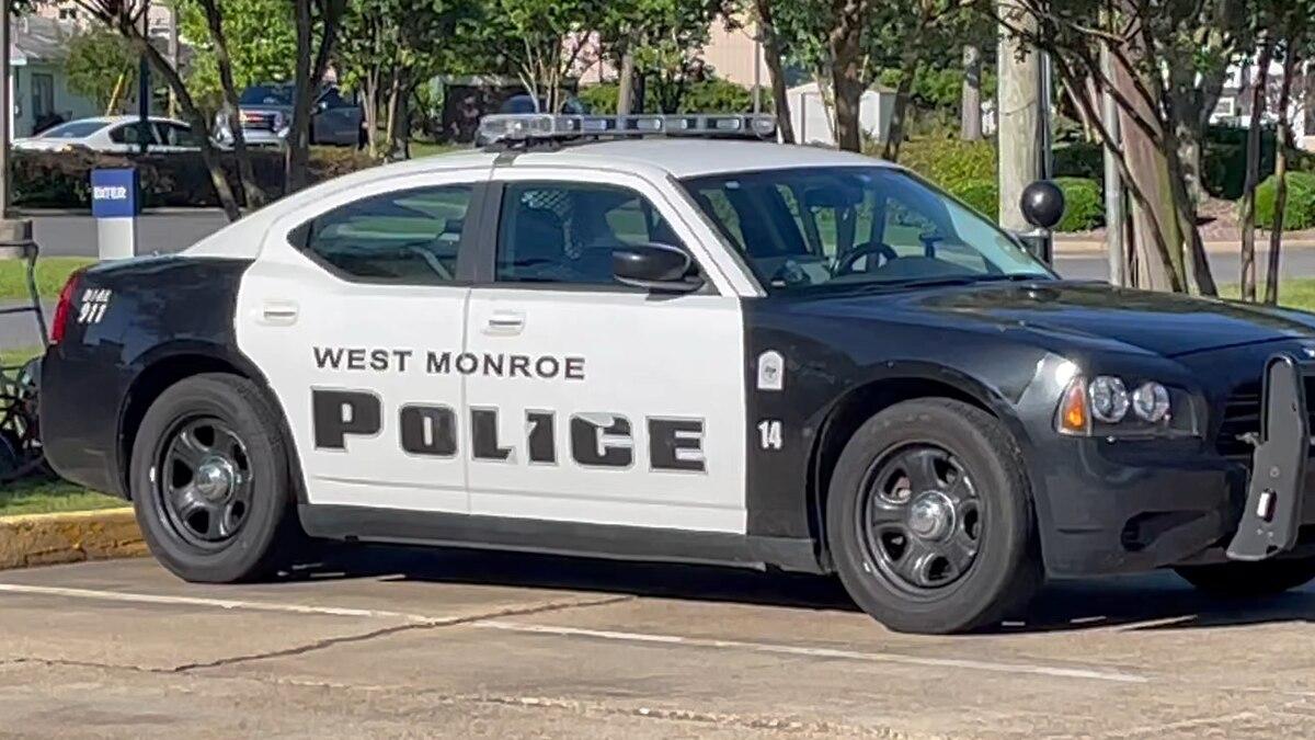 Photo: West Monroe Police vehicle