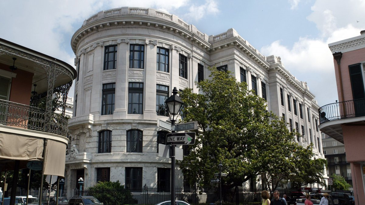 Louisiana Supreme Court on Royal Street in the French Quarter in New Orleans | Source: AP Photo...