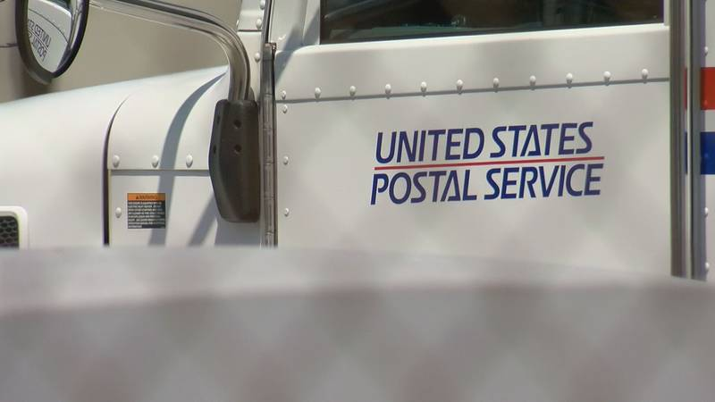 The suspension on the areas was due to Hurricane Ida, according to the USPS.