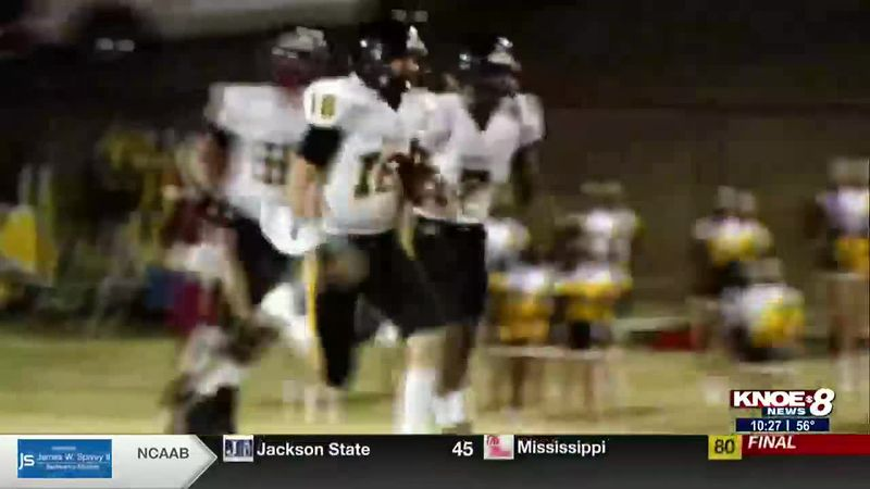 Highlights and scores from LHSAA playoff games.