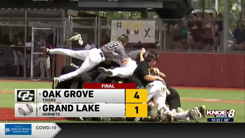 Oak Grove, Choudrant and Tallulah Academy win their State Championship matchups, while West...