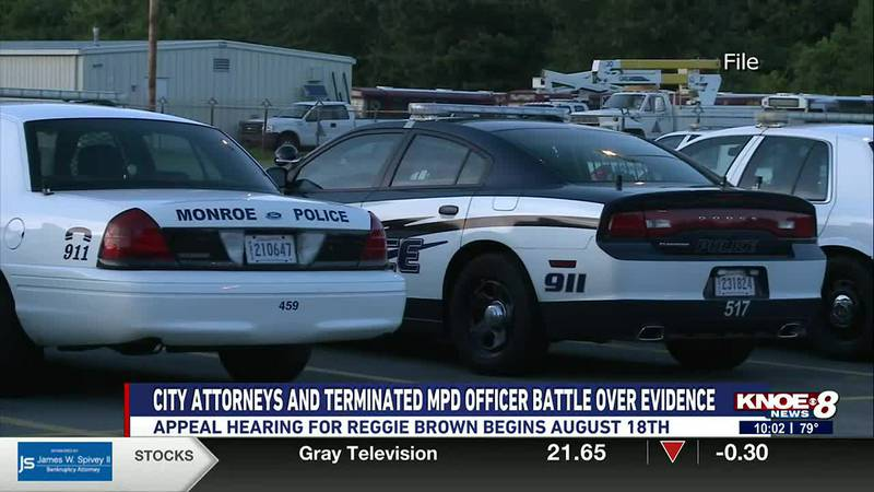 Attorneys and terminated MPD officer battle ahead of appeal hearing