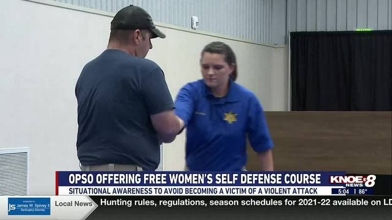 OPSO offering free women's self-defense course
