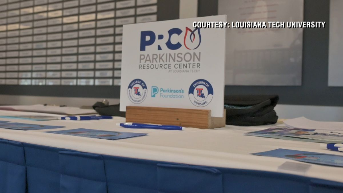 The Parkinson Resource Center at Louisiana Tech University is growing its resources for...