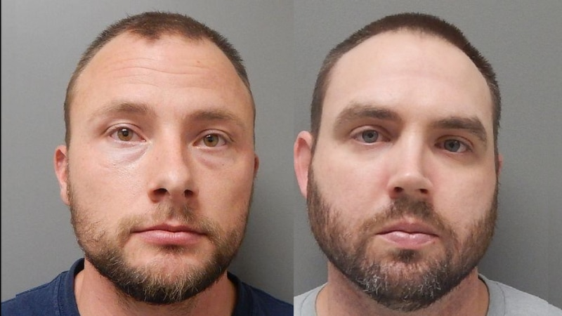 Jacob Brown (Left) and Randall Dickerson (Right)