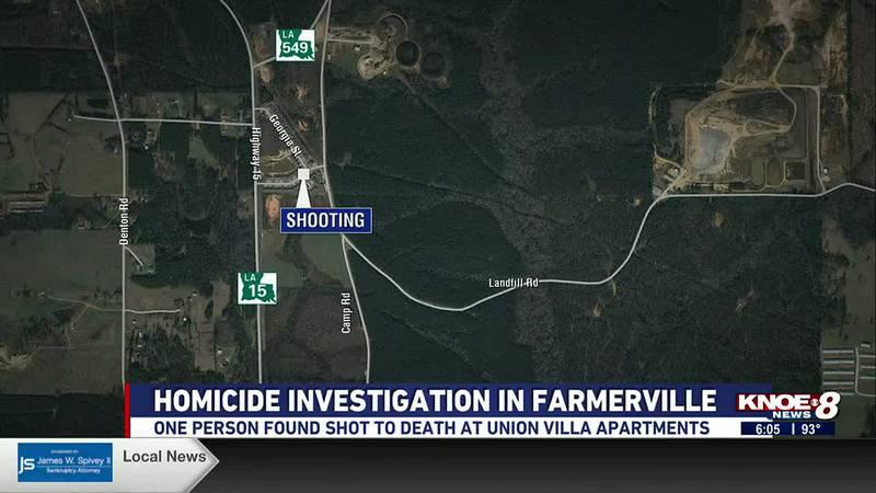 Union Villa Apartments homicide