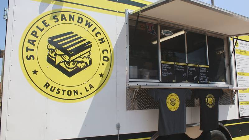 Staple Sandwich Co. is not your standard food truck. Desi and Dianne Bourgeois created the...
