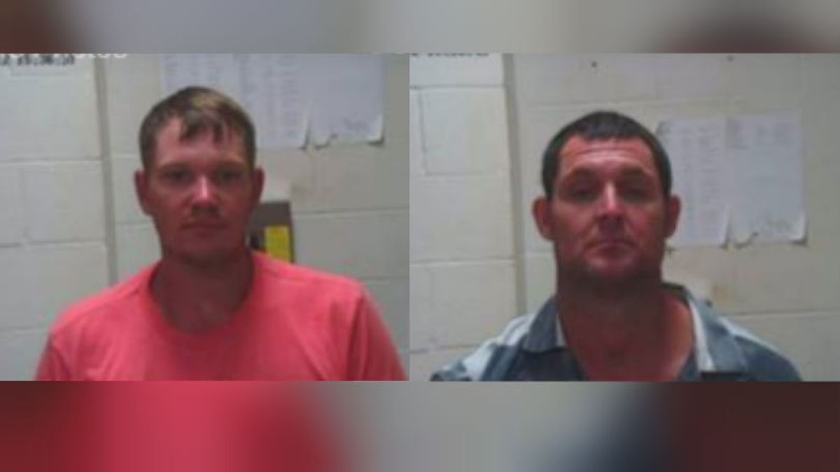 Authorities say two people have been arrested on 19 charges each for the theft of catalytic converters. (Source: LPSO)