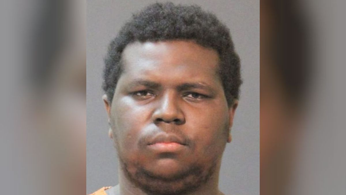 During their investigation deputies say they found that Khalil D. Tyler, 23, of Lake Charles had inappropriate sexual contact on multiple occasions with the victim. / Source: Calcasieu Parish Sheriff's Office
