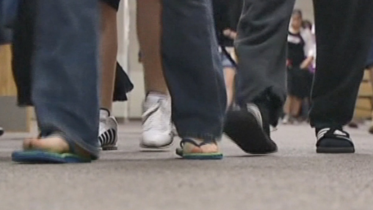 According to the Louisiana Department of Children and Family Services, the number of suspected child abuse reports has decreased since schools closed in mid-March. Source: (KNOE)