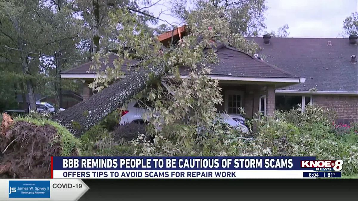 Many people are now looking to rebuild and repair following damage left by Hurricane Laura....