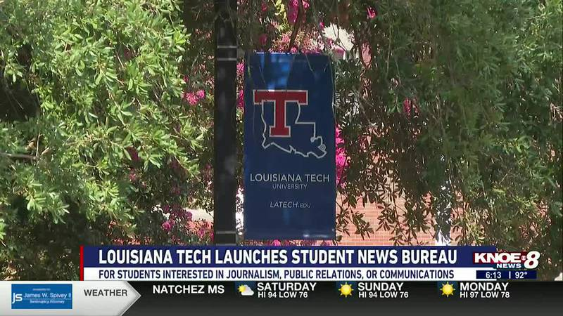 This fall, Louisiana Tech University is offering a new opportunity for students interested in...