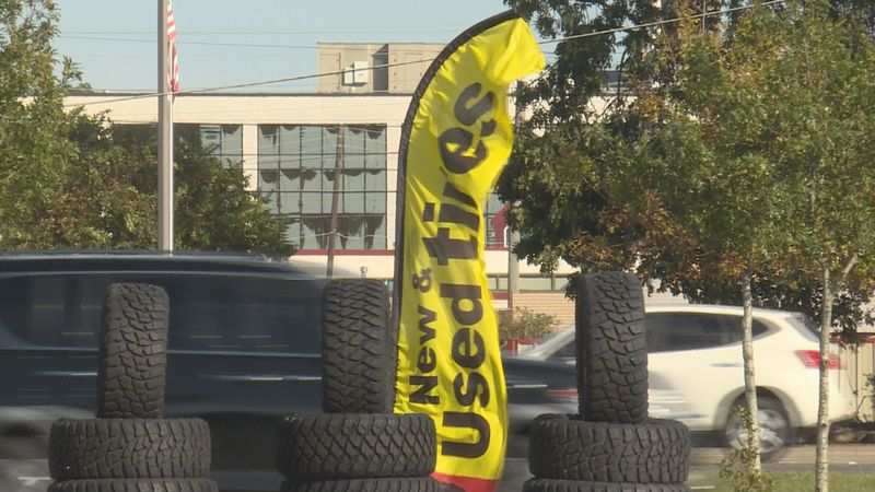 The city council passed an ordinance Monday that will stop any used tire shops from opening...