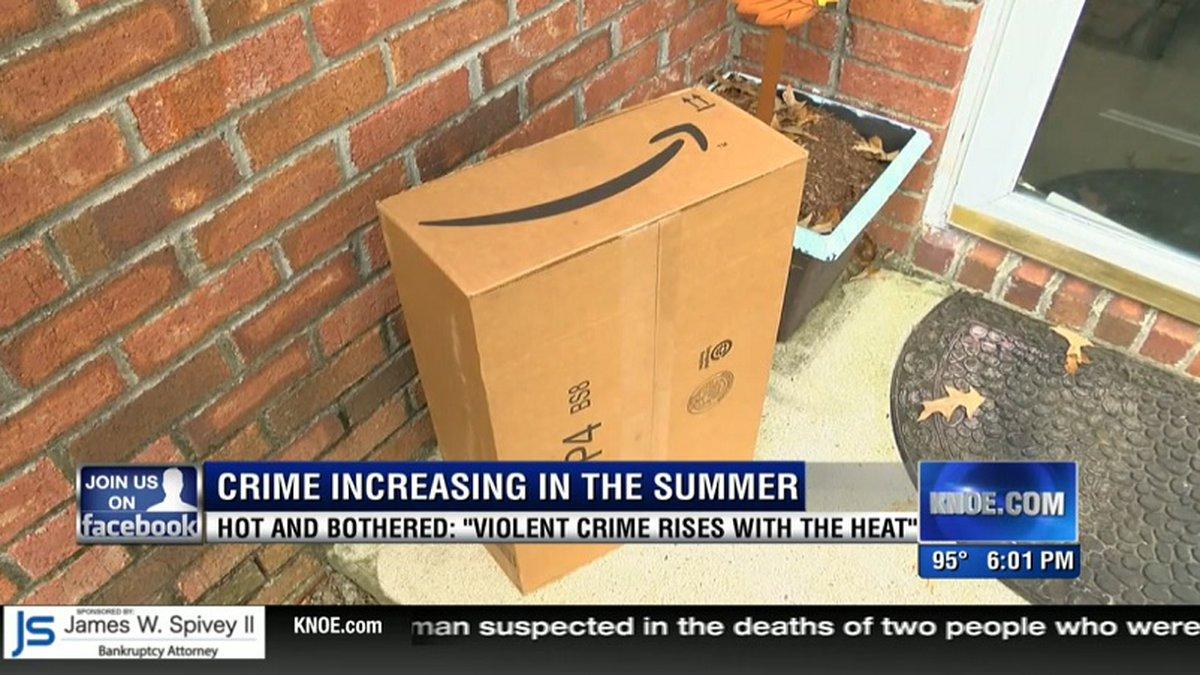Combating summer crime in Ouachita Parish.