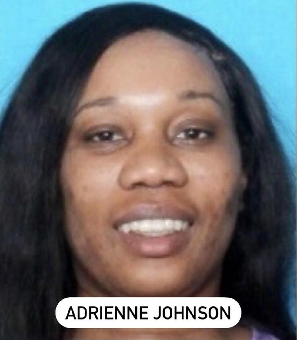 Adrienne Johnson of Prairieville