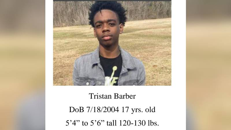 Tristan Barber, 17