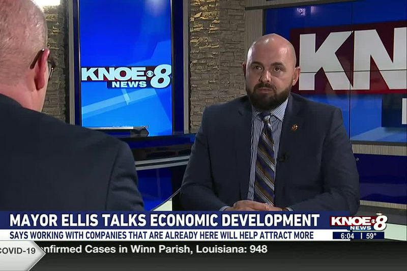 Part 2 of Jeff Horchak's One-on-One interview with Monroe Mayor Friday Ellis.