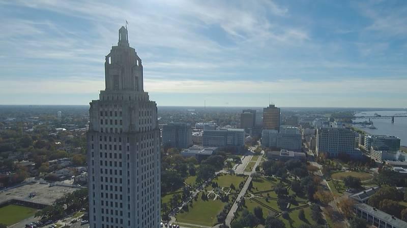 La. lawmakers make a new addition to the violent crimes list