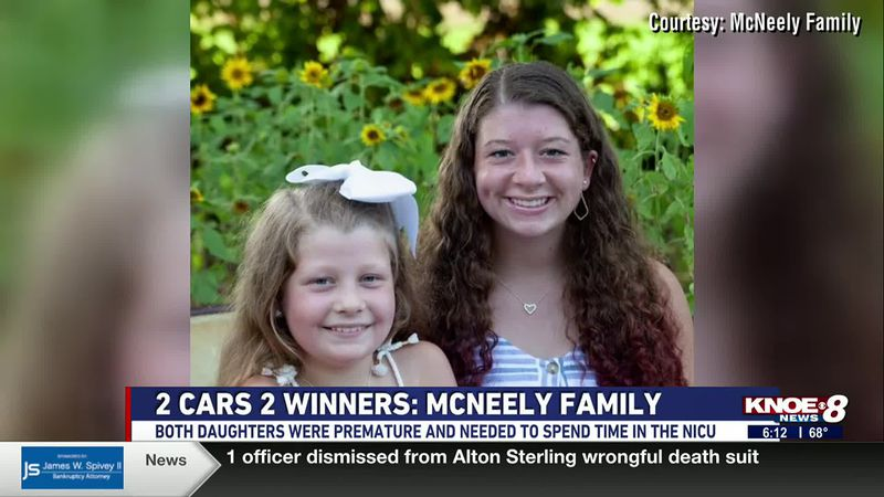 The McNeely sisters.
