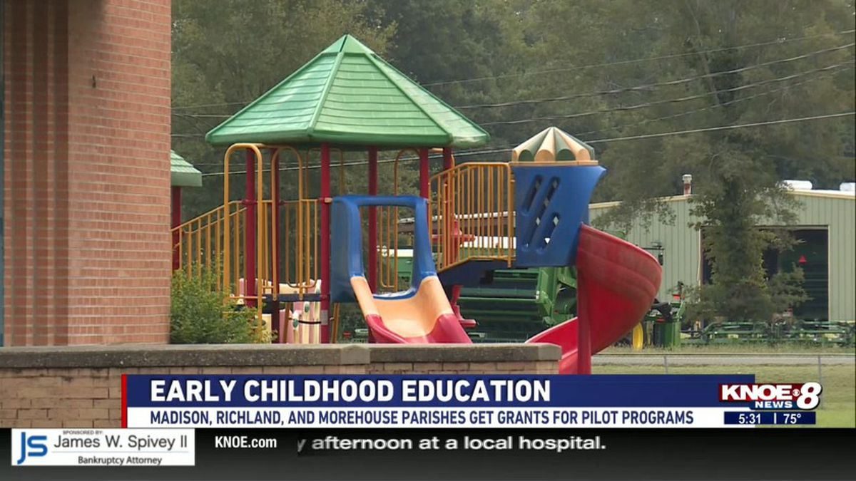 The Louisiana Department of Education is rolling out their new Ready Start pilot program to...
