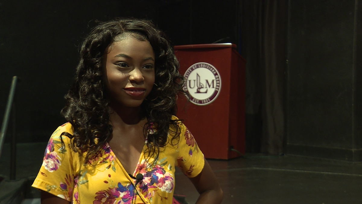 Ruston girl competes in PBS's Celebration of Music competition August 13th. (KNOE)