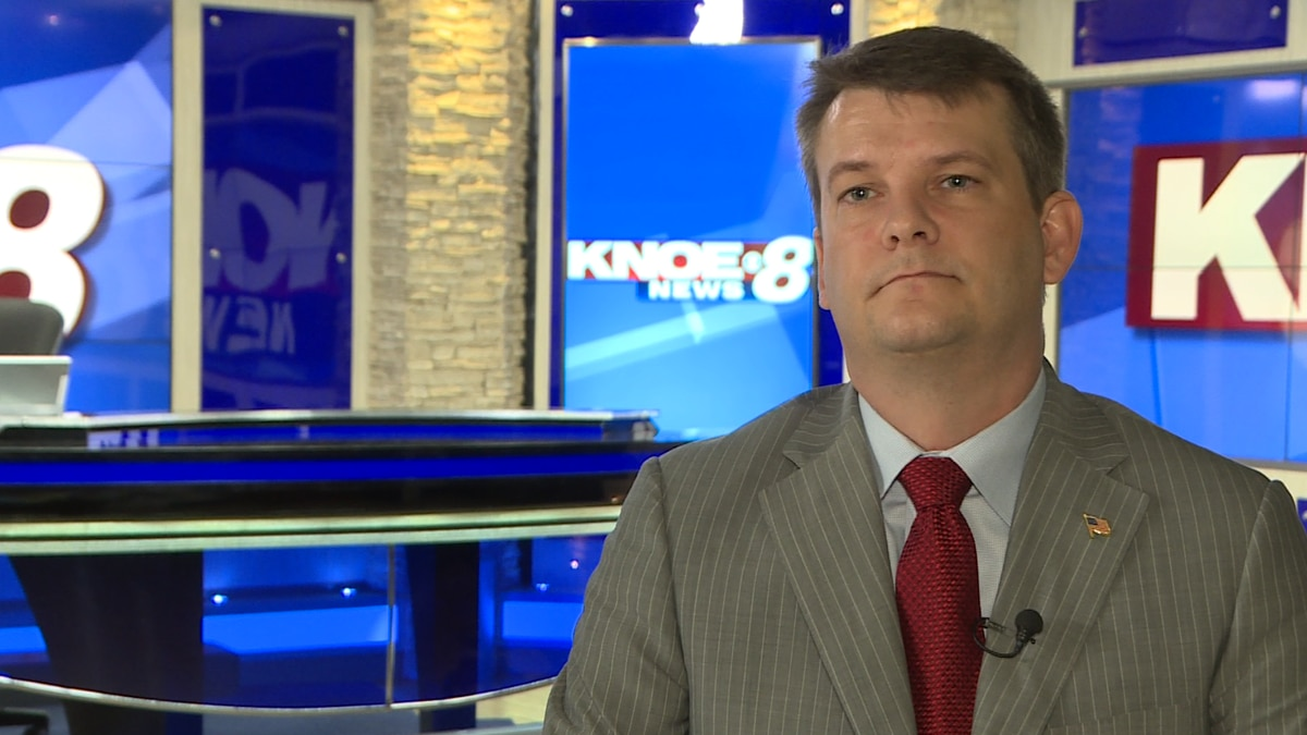Luke Letlow, former chief of staff for Rep. Ralph Abraham, announced his campaign for the Fifth...