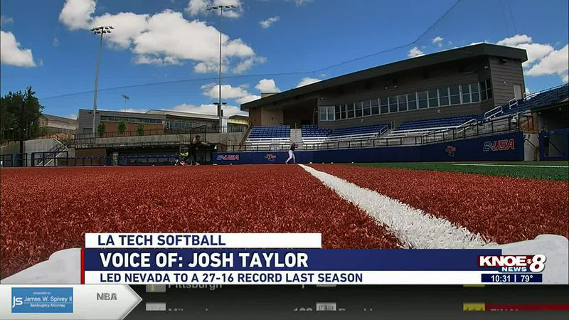 LA Tech names Josh Taylor head softball coach.