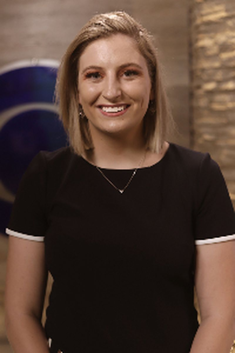 Headshot of Lucy Doll, KNOE Meteorologist