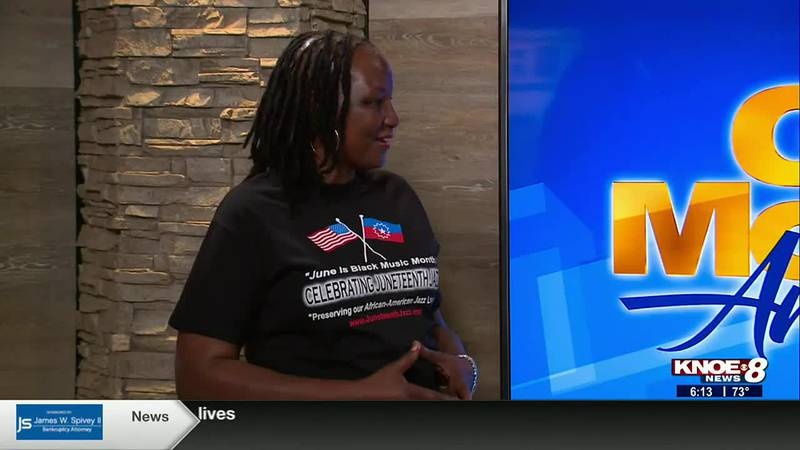 Marie Brown joined us in the studio to talk about Juneteenth events in the ArkLaMiss this...
