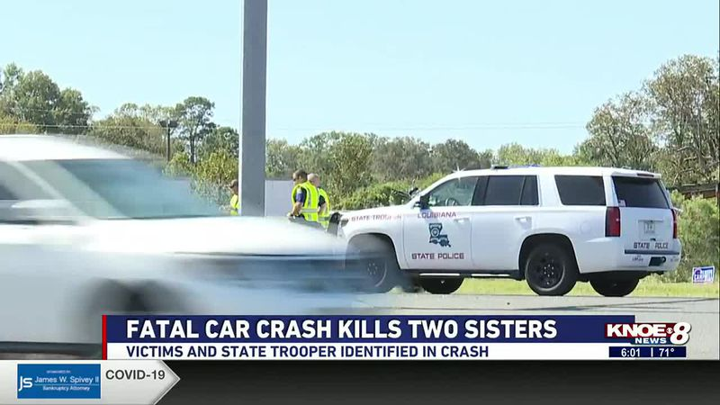 The Louisiana State Trooper involved in the crash is Trooper Kaleb Reeves. (File Photo)