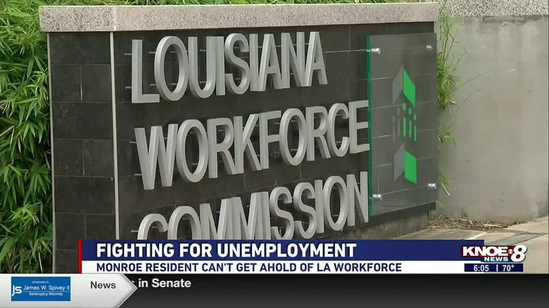 Lakeisha Burkett has been waiting almost a year for unemployment benefits.