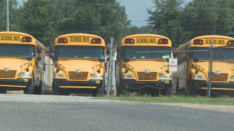 School Transportation expert says air conditioner provides some relief