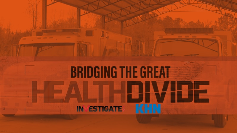 InvestigateTV partnered with Kaiser Health News to look into access to critical specialty...