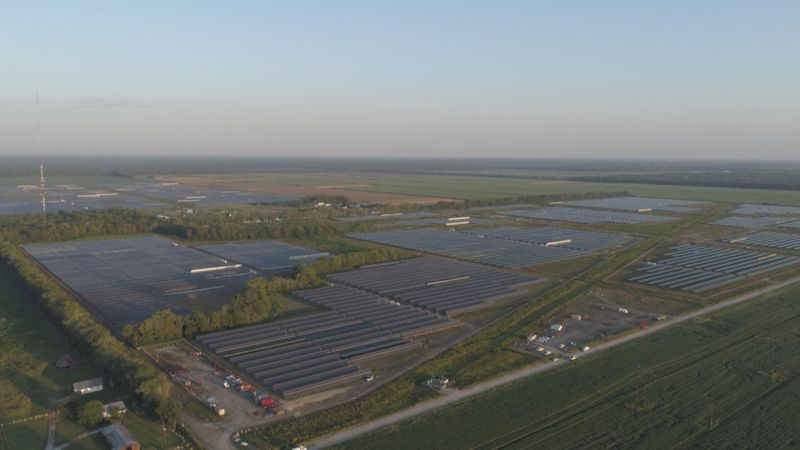 Entergy has issued a proposal to build a new solar energy farm in Morehouse Parish.