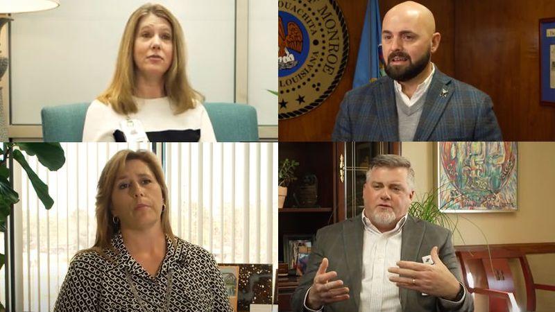 Northeast Louisiana hospital and city leaders