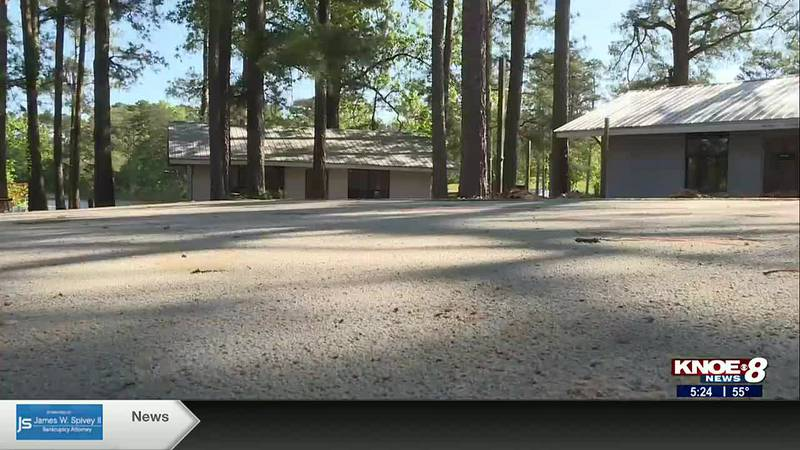 MedCamps of Louisiana is making some improvements to Camp Alabama, like adding new water lines,...