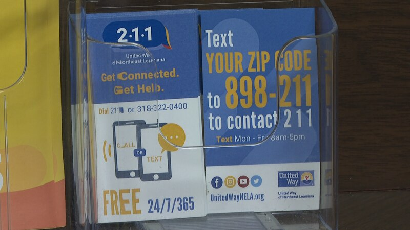 211 is a community connection to information and available resource providers.