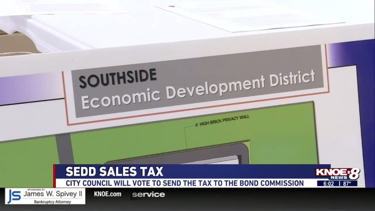 Monroe City Council is expected to decide if a sales tax on goods and services purchased in...