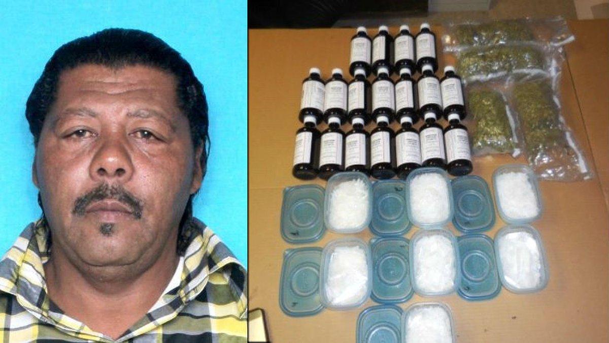Daniel Efferson Jr. - Photos: Natchitoches Multi-Jurisdictional Drug Task Force