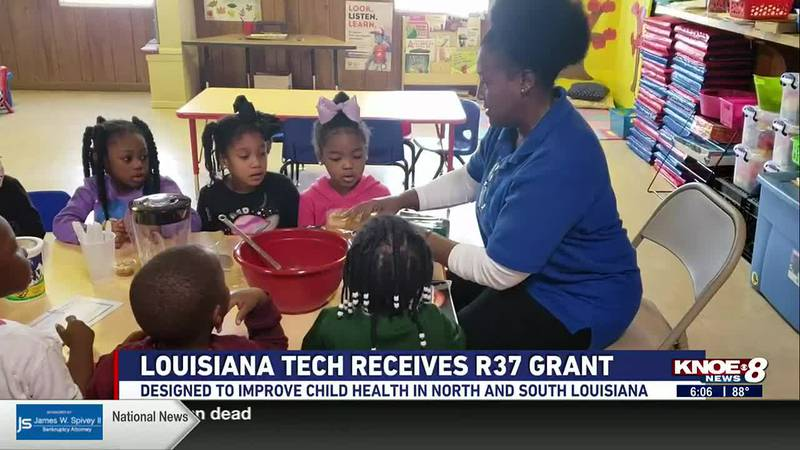 A research team at Louisiana Tech has earned one of the most prestigious grants from the...