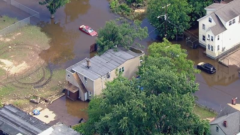 FILE PHOTO: Flooding from Ida.