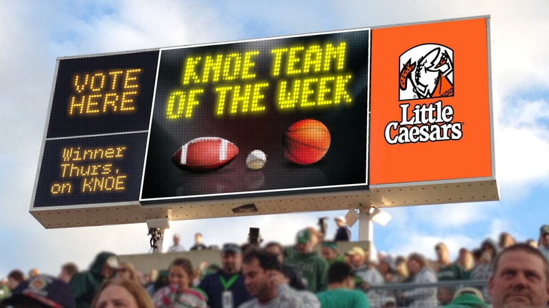 KNOE Team of the Week!
