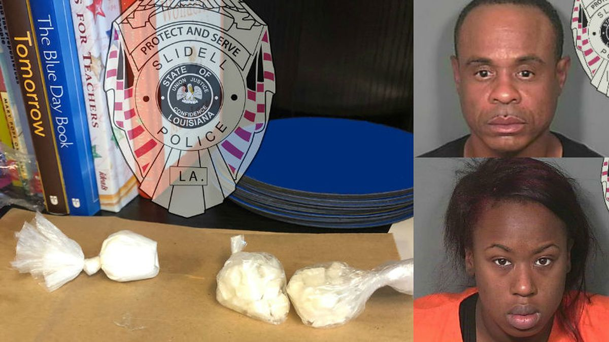 Police say the young child brought three bags of crack and powder cocaine to school. (Source:...