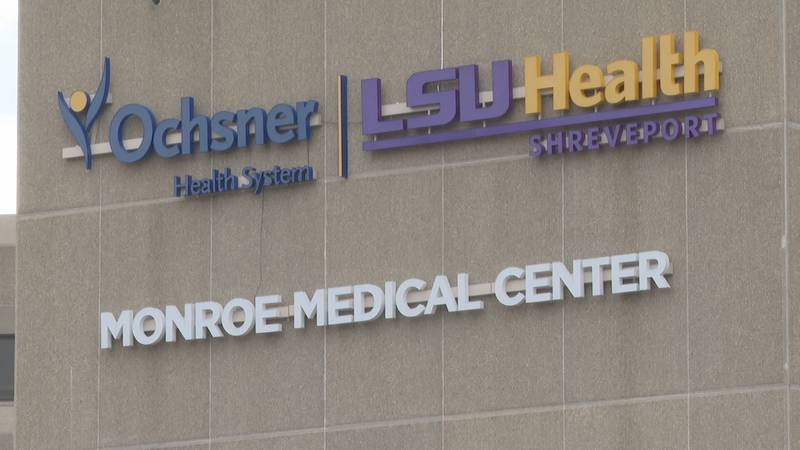 Oschner Health officials are warning the public after reporting a record amount of COVID-19...