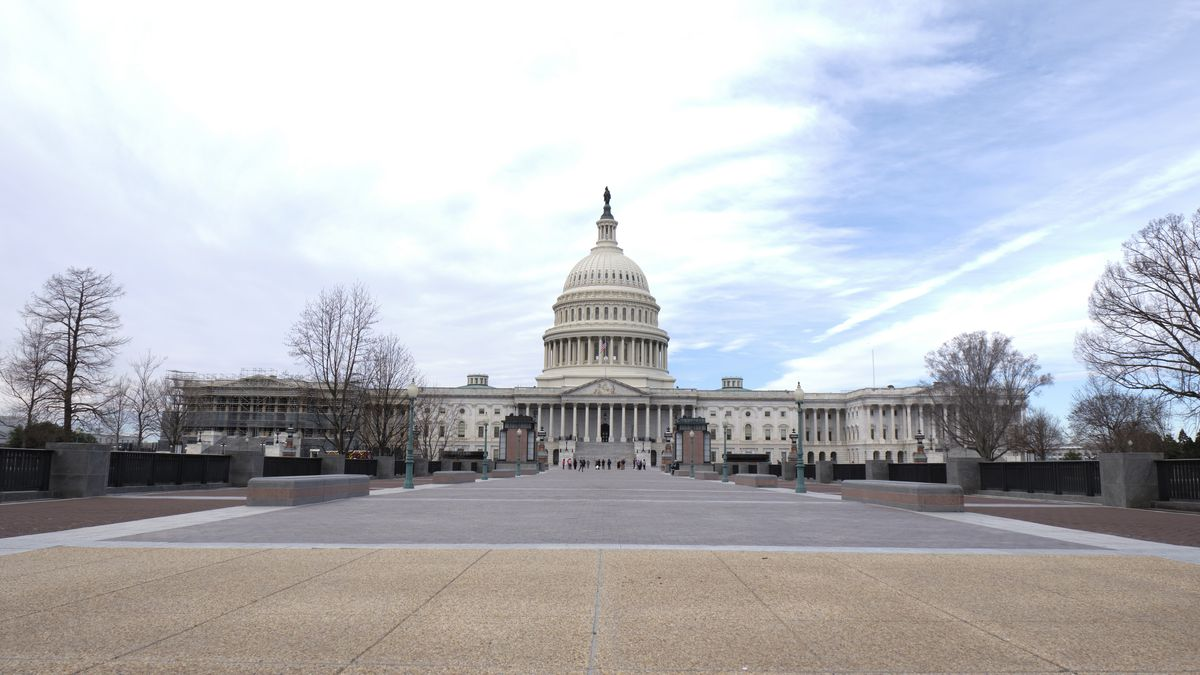 The east face of the United States Capitol Building is seen in this general view on Monday, March 11, 2019, in Washington, D.C.