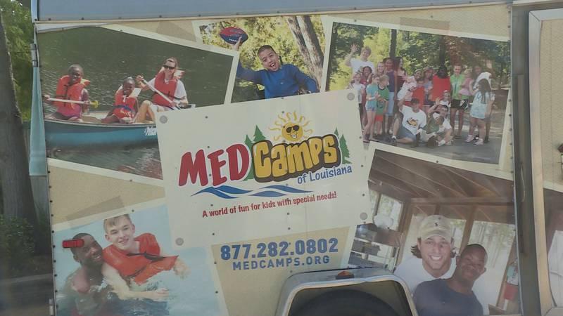 Proceeds help children with special needs attend Summer Camp