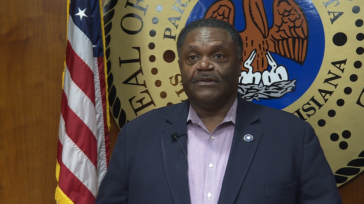 Monroe Mayor Jamie Mayo said he'll be welcoming President Trump when he visits the city next week. Source: (KNOE)