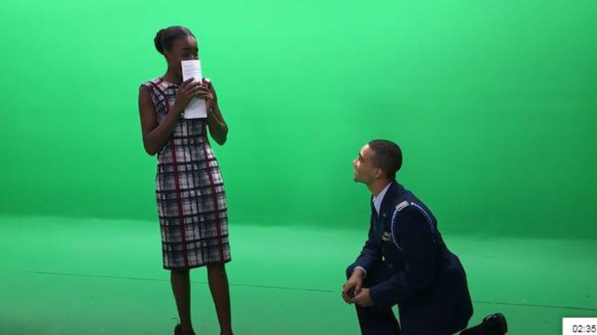 Behind the Scenes: Dede's Proposal